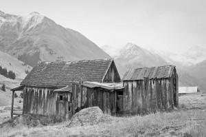 Animas Forks Homestead