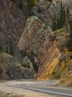 Million Dollar Highway Curves