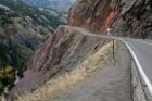 No Guardrails on Million Dollar Highway
