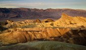 Manly Beacon, Zabriskie Point, Death Valley NP