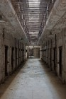 Cells and Jumper Bars at Eastern State Penitentiary