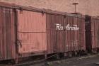 Rio Grande Rail Car, Cumbres & Toltec RR, Chama, NM