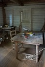 Smith Plantation Slave House Kitchen