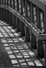 Shadows on Walkway
