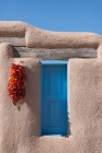 Taos Window & Peppers