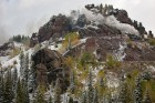 Windy Point in Snow, Cumbres & Toltec RR
