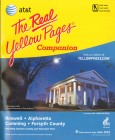 Barrington Hall Yellow Pages Cover