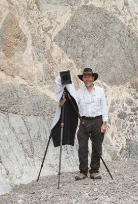 Tom Vadnais in Death Valley National Park