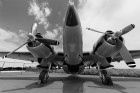 Commemorative Air Force Museum, Mesa, AZ. (ZEISS Milvus 15mm f/2.8 on Nikon D810.)